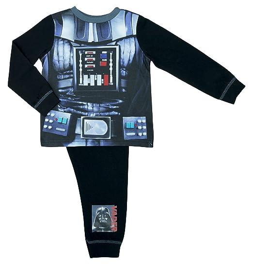 135a1b022 Star Wars Boys Darth Vader Pyjamas - Age 2-8 Years