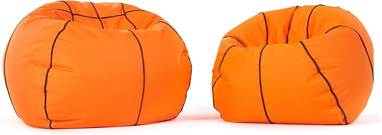 Lumaland Puf Asiento sillón Comfortline Grande: Amazon.es: Hogar