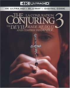 The Conjuring: The Devil Made Me Do It [Canada Only] [Blu-ray]