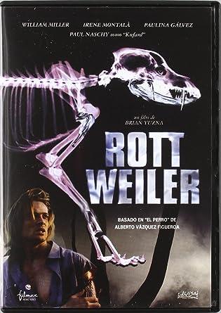 Rottweiler [DVD]: Amazon.es: William Miller, Irene Montalà ...