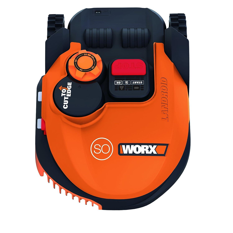 Worx WR101SI.1 - Robot Cortacésped Landroid S 450 WIFI: Amazon.es: Bricolaje y herramientas