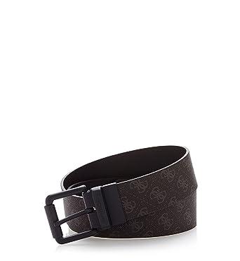5193ae7b4027 Guess - ceinture - Brun - Taille XL (110 cm)  Amazon.fr  Vêtements ...