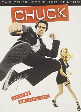 Amazoncom Chuck Season 3 Zachary Levi Yvonne Strahovski