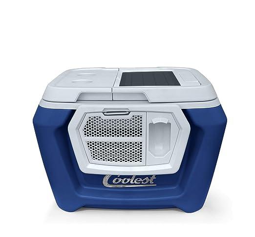 Coolest Premium refrigerador de Hielo para Exteriores con Ruedas ...