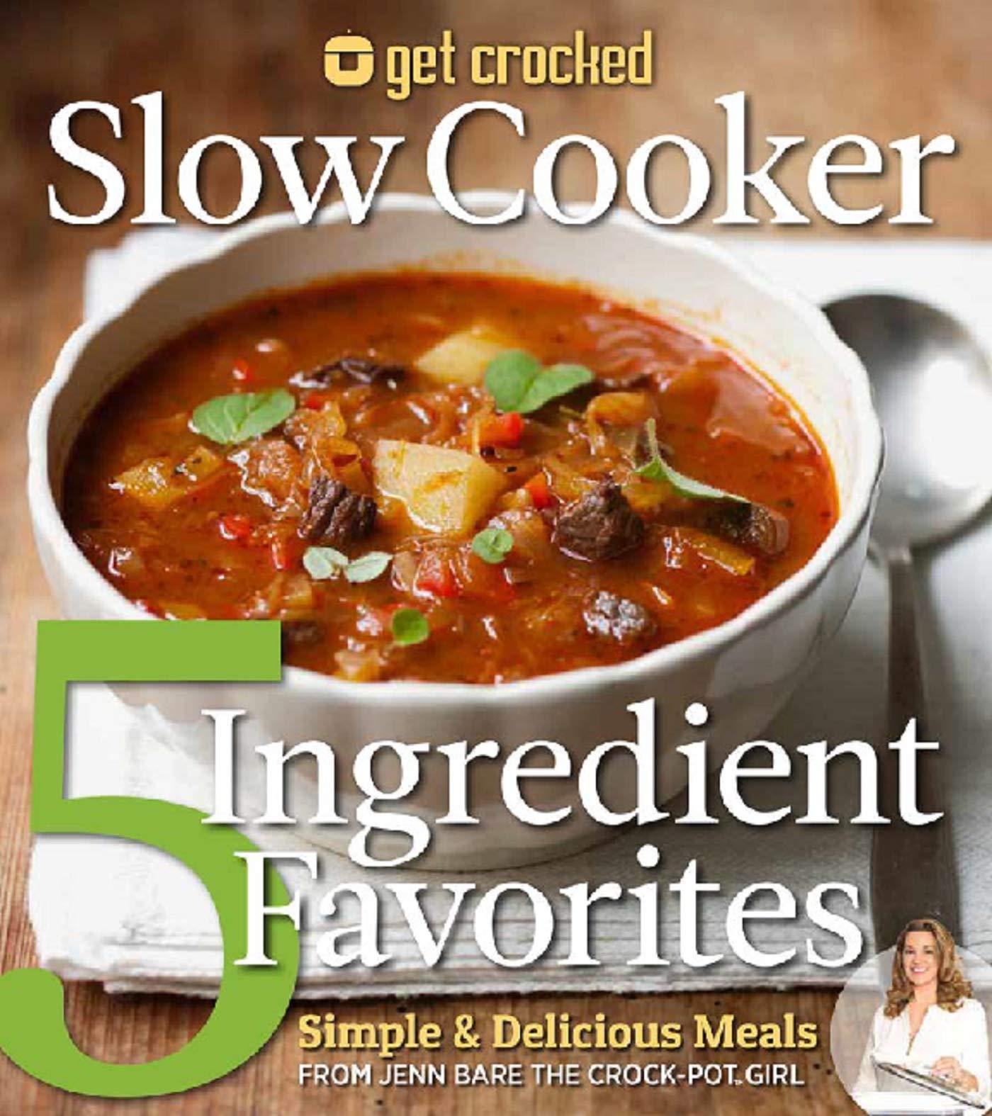 Top 10 Best 5 ingredient slow cooker cookbook Reviews
