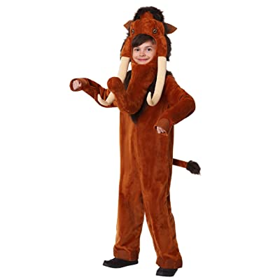 Ice Age Manny the Mammoth Childrens Costume: Clothing