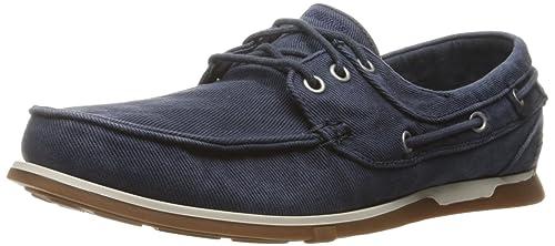 66b06f39863 Skechers USA Eris - Zapatillas de Barco para Hombre  Skechers ...