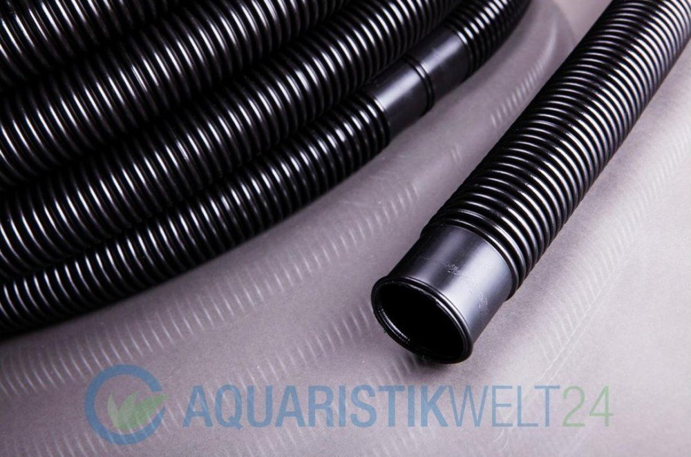 30 Metre 38 mm 1 1/2 Inch Solar Swimming Pool Hose Coupling 1.5 m Swimming Pool Hose Suction Aquaristikwelt24
