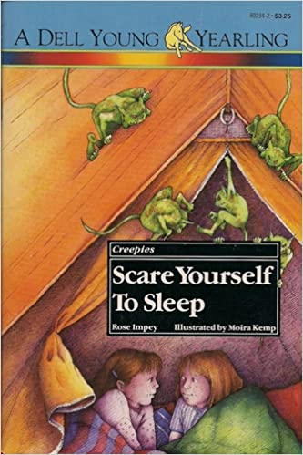 Book Scare Yourself To Sleep