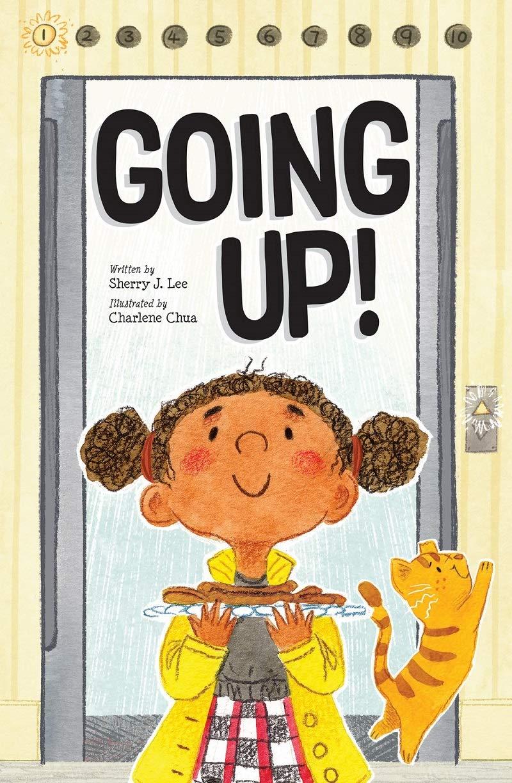 Going Up: Lee, Sherry J., Chua, Charlene: 9781525301131: Books - Amazon.ca