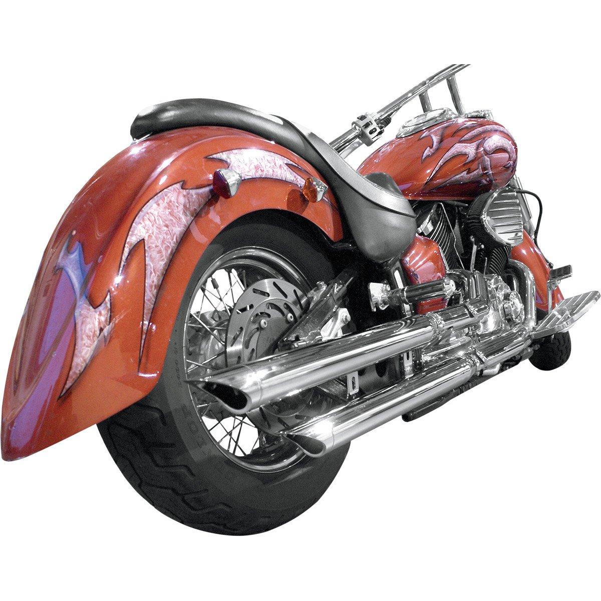 Caltric 2 Exhaust Muffler Pipe Head Gasket for Yamaha 3Eg-14613-00-00 4X7-14613-00-00