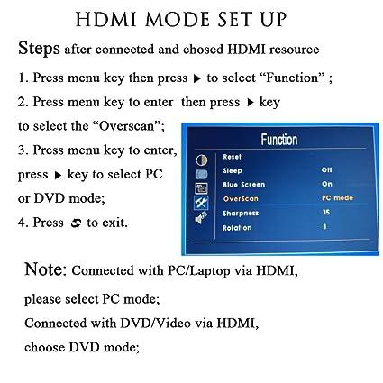 Amazon.com : 10.1 inch TFT LCD Monitor, Sourcingbay Mini CCTV Monitor with AV/HDMI/BNC/VGA Input, 800x600, Free BNC Cable : Camera & Photo