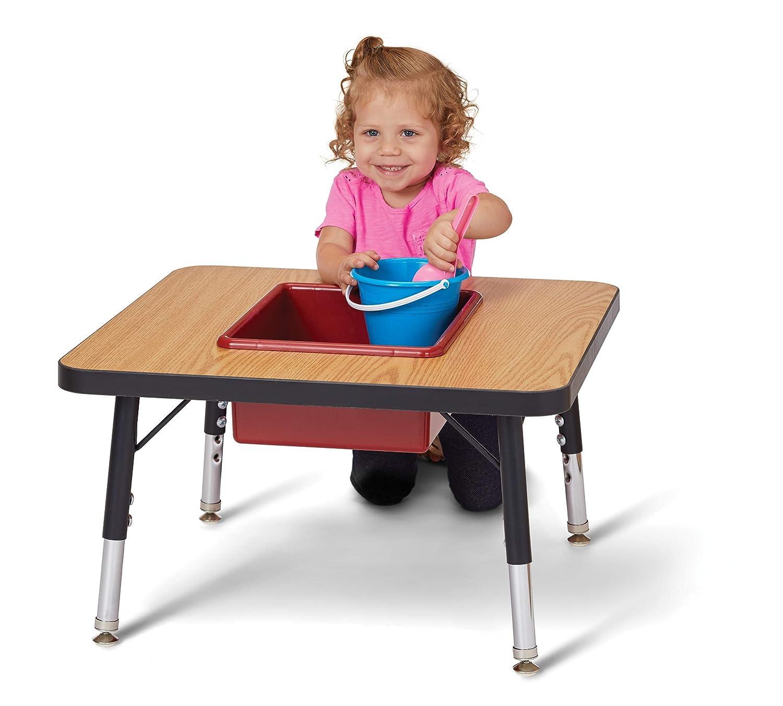 Jonti-Craft 0686JC - Mesa sensorial ajustable para bebé: Amazon.es ...