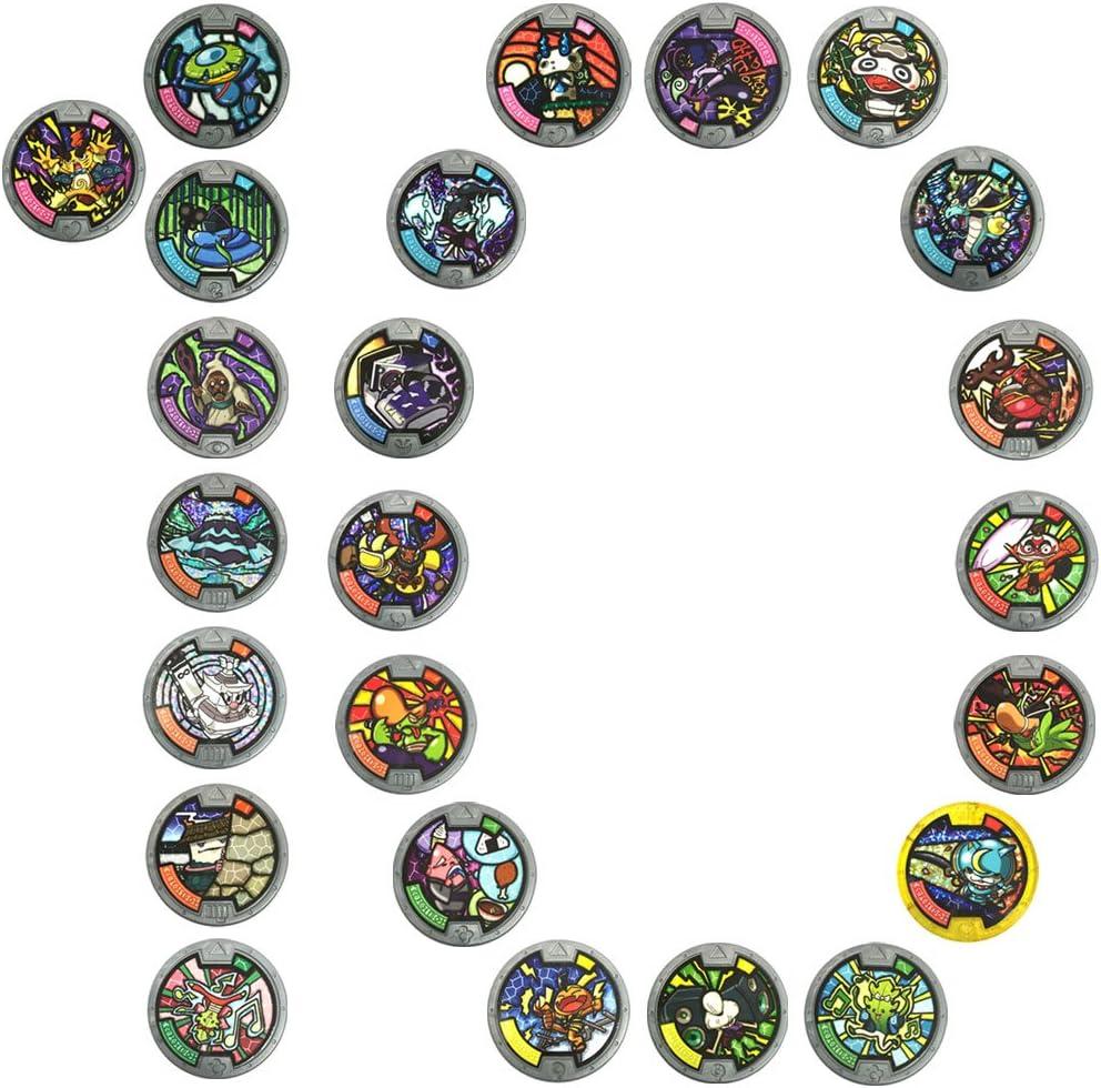 Yo-kai Watch Medal - Series 1 Mega Value 10 Pack (10x Random styles supplied)