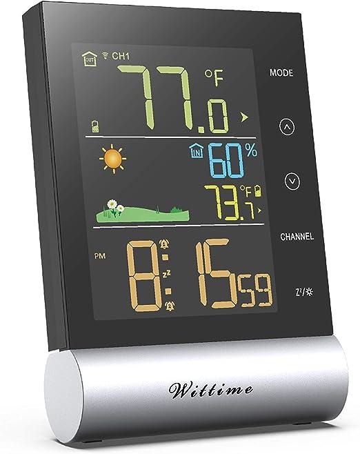 Amazon.com: Wittime Latest 2079 Wireless Indoor Outdoor ...