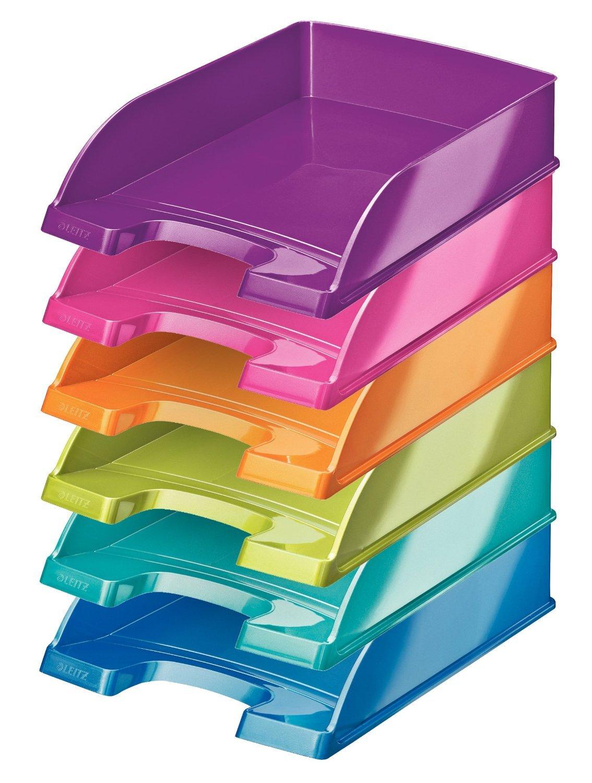 Leitz WOW Serie (Farbe  sortiert, Klemmbrettmappe     DIN A4   6 Stück) B06X3THJD3 | Moderate Kosten
