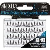 Ardell Double Individuals Long, das Original (Knot Free) black, 1er Pack (1 x 56 Stück)