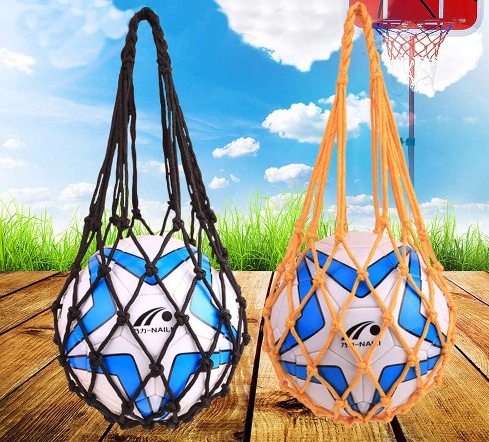 Nylon Net Bag Football Volleyball Storage Net Bag for Single Sports