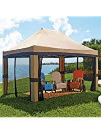 Gazebos Umbrellas Canopies Amp Shade Patio Furniture