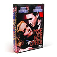 James Stewart Classics: Made For Each Other (1939) / Pot O'Gold (1941) (2-DVD)
