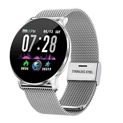 TagoBee TB11 IP68 a Prueba de Agua Smart Watch HD Touch Screen Fitness Tracker Soporte de presión Arterial frecuencia cardíaca Sleep Monitoring ...