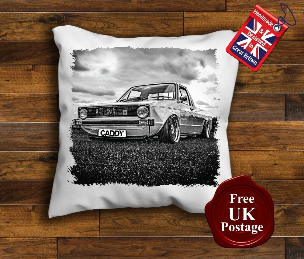 Caddy Pick Up Cushion Choice of sizes Classic MK1 Caddy Pick Up Cushion Cover Handmade 10 to 20 inch See Description