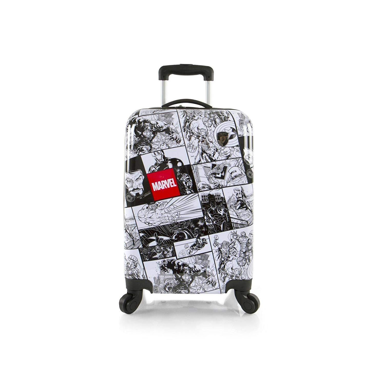 Heys America Marvel Adult Marvel Comics Print Spinner Luggage