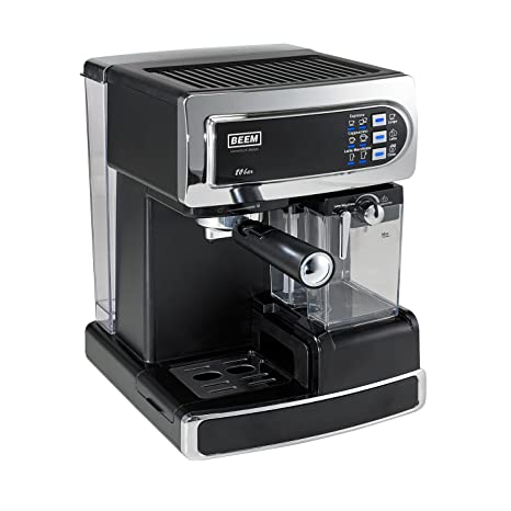 Beem D2000541 - Cafetera automática, 1.47 W, color negro: Amazon ...