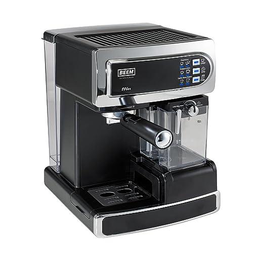 Beem D2000541 - Cafetera automática, 1.47 W, color negro: Amazon ...