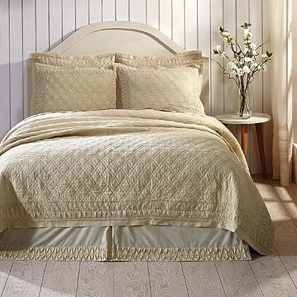 Amazon Com Hnu 1 Piece Vintage Style King Quilt Set Beautiful