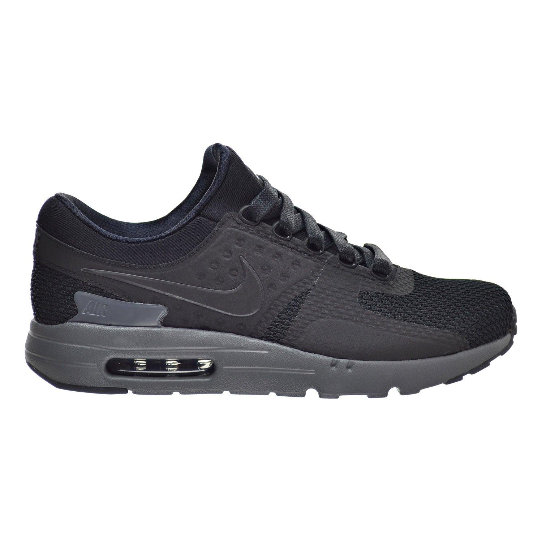 40123b21c79 Amazon.com   Nike Air Max Zero QS Men s Shoes Black Black Dark Grey  789695-001   Fashion Sneakers