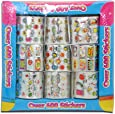 Artbox - Set de pegatinas (600 unidades)