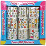 Artbox Foil Sticker (Box of 600)