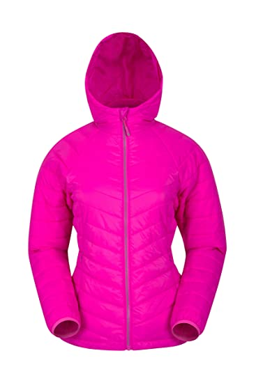 Mountain Warehouse Dew Womens Jacket Lightweight Ladies Winter