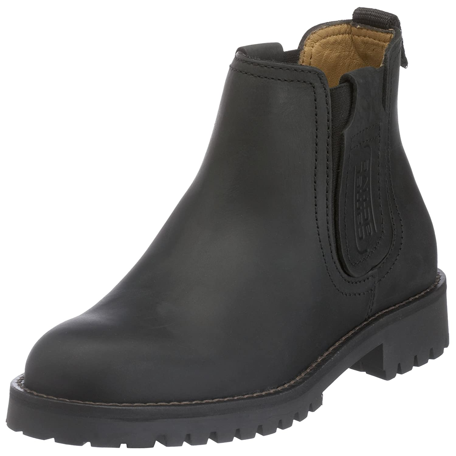 camel active 2191201 , Damen Stiefel, EU 37 (UK 4) schwarz