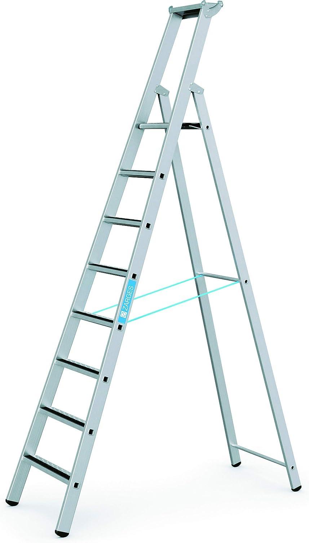 Zarges 41641 R13step S Stehleiter 8 Stufen