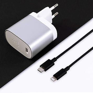 LPZ GmbH Belkin Bundle Charge, Cargador Rápido Doméstico USB-C de ...