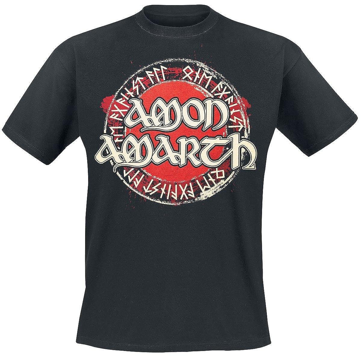 Amon Amarth One Against All T-Shirt schwarz