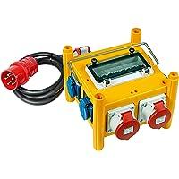 Brennenstuhl 1153660 - Distribuidor de corriente portátil compacto