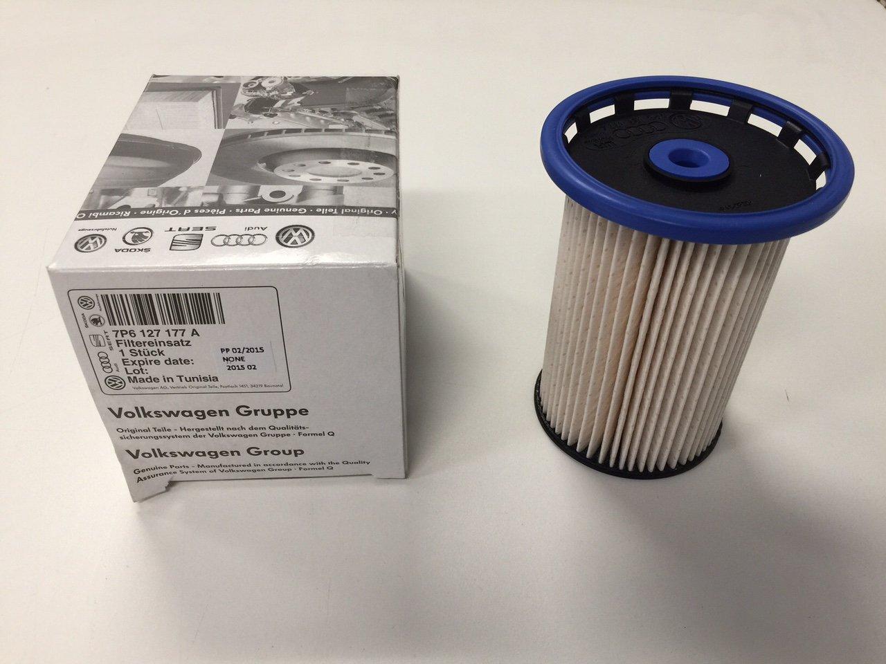 Filter Element With Gasket Vw Touareg 7p5 7p6 7p6127177a Fuel Mann Wk 11030 Automotive