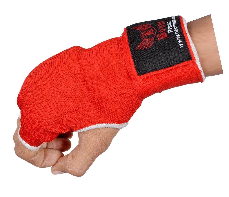 Vendajes de mano de Gel Acolchado para entrenamiento Vector Sports 4 colores Protector de pu/ño Unisex para ser usado debajo de los guantes para boxeo MMA Kickboxing Muay Thai