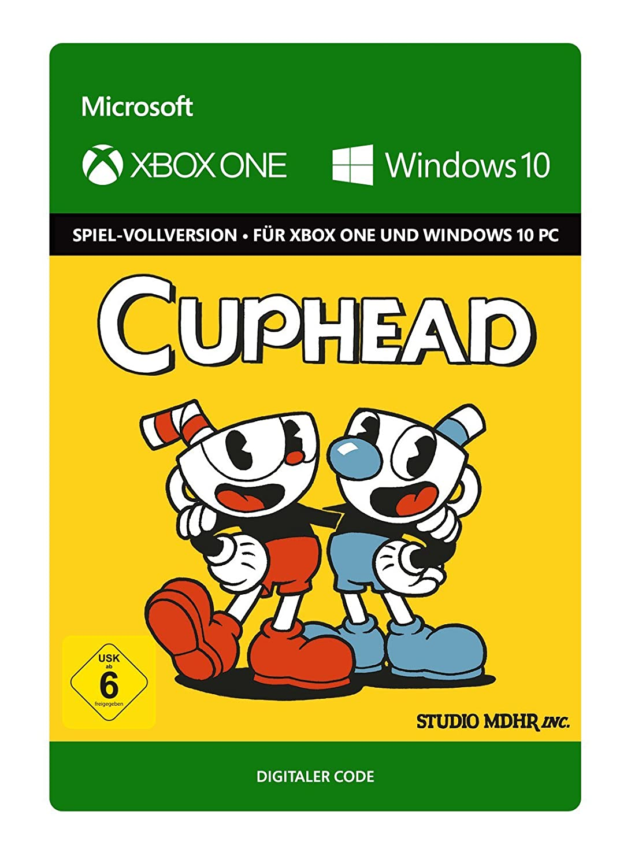 Cuphead [Xbox One - Download Code]: Amazon.de: Games