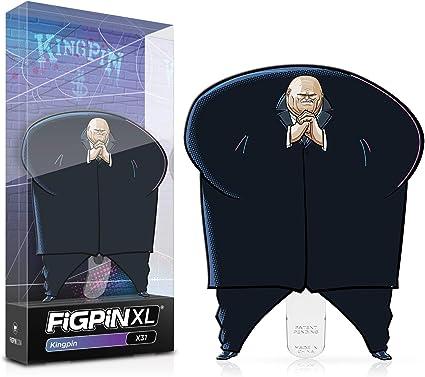 KINGPIN #X31 Enamel Pin FiGPiN XL Spider-Man Into The Spider-verse