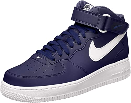 Nike Air Force 1 Mid '07 Le Le, Scarpe da Basket Uomo