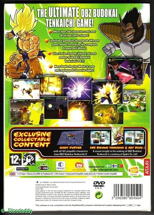 Dragonball Z: Budokai Tenkaichi 3 (Special Edition) (PS2