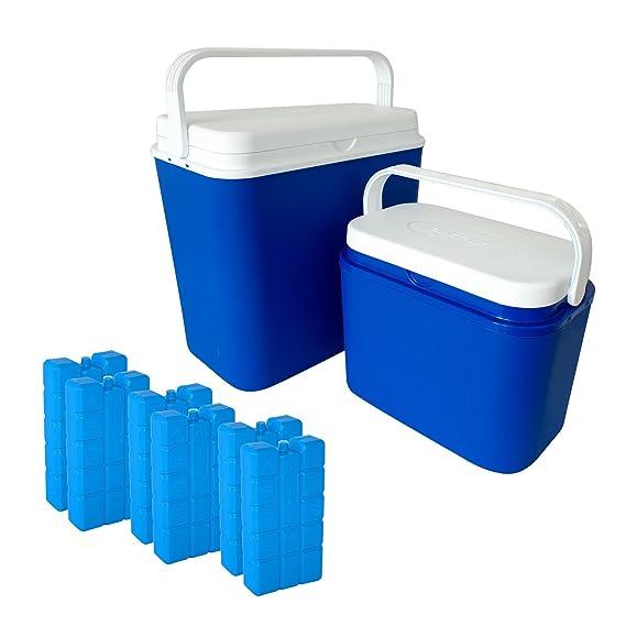 ToCi Nevera Cajas Manteles Individuales con Grandes (24 litros) y ...