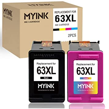Amazon.com: MYINK Re-manufactured Ink Cartridge Replacement ...