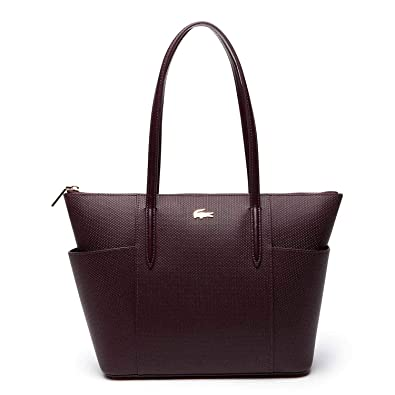 d14be2f359 Lacoste Shopping, sac pour Femme.: Amazon.fr: Chaussures et Sacs