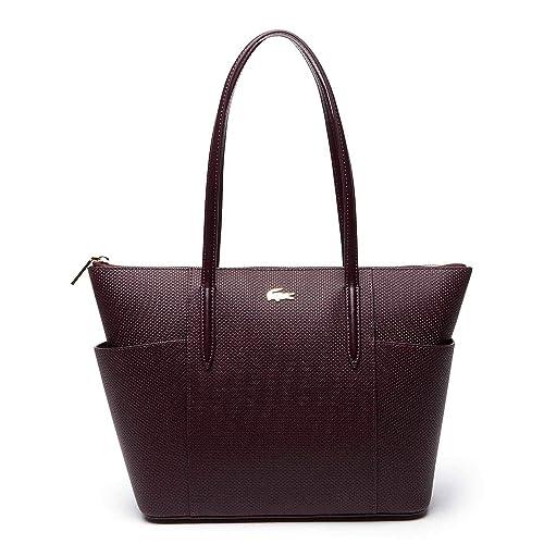 fc3a0b7a1388c8 Lacoste Shopping, borsa per Donna.: Amazon.it: Scarpe e borse
