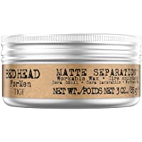 BED HEAD by TIGI for Men Matte Separation Workable Wax 85 g